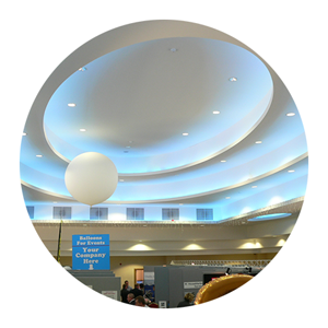 Commercial ceilings by Parker Ceilings